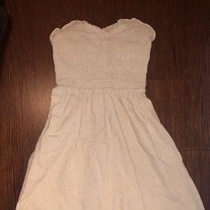 Prettiest Eyelet Summer Dress! Size XS